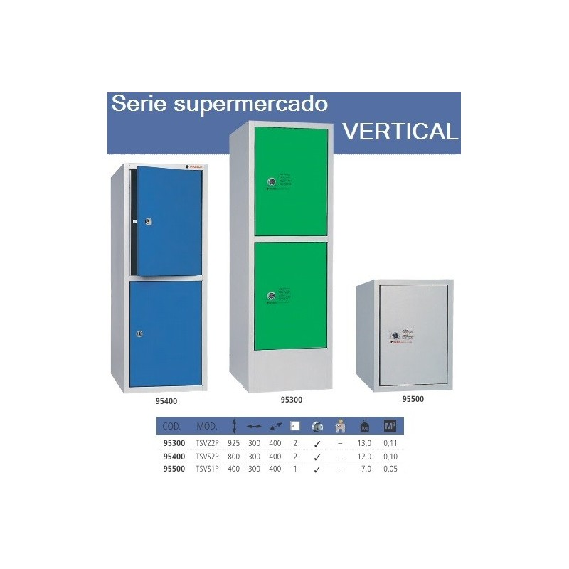Serie Supermercado VERTICAL