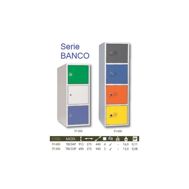 Serie BANCO
