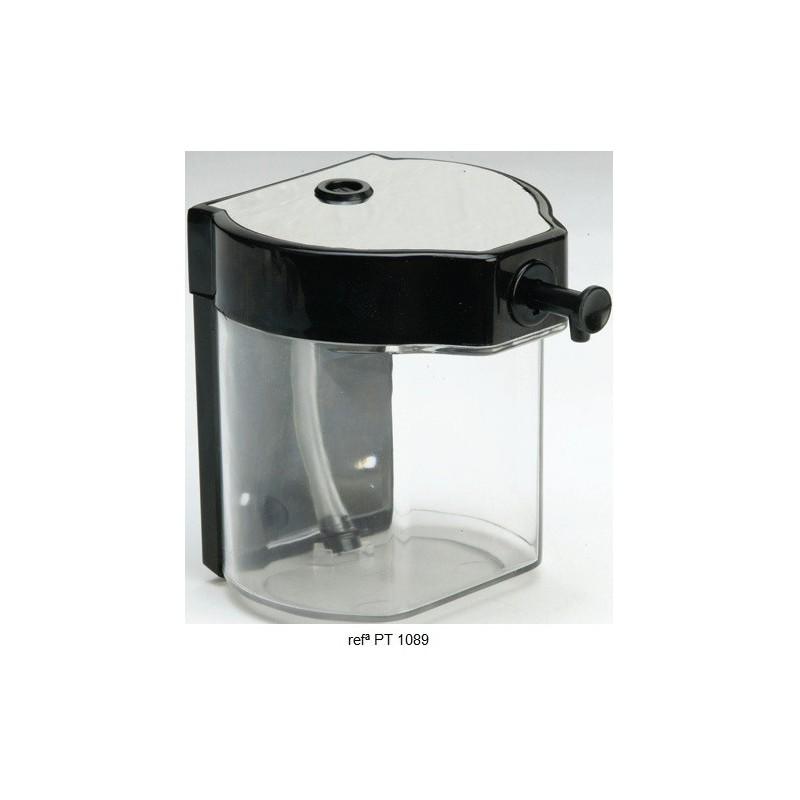 Dosificador manual de jabón en ABS - 1 litro