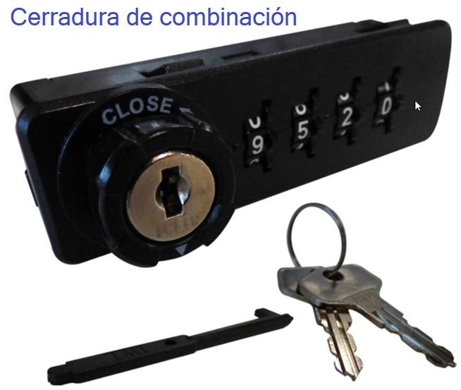 cerradura de combinación