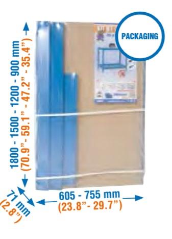 Embalaje para banco de trabajo MT6